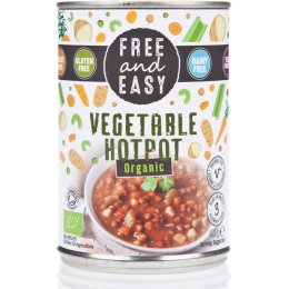 Free & Easy Vegetable Hotpot - 400g