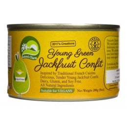 Natures Charm Young Green Jackfruit Confit - 200g