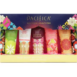 Pacifica Mini Body Butter Collection Gift Set - Pack of 5