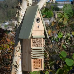 Birds, Bees & Bugs Hotel