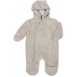 Kite Grey Bear Fleece Onesie