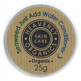 Heavenly Organics Just Add Water Seaweed Conditioner Powder - 25g