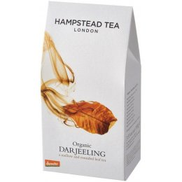 Hampstead Tea & Coffee Organic Darjeeling Leaf Tea - 100g