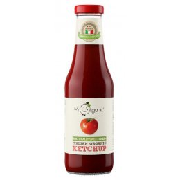 Mr Organic No Added Sugar Tomato Ketchup - 480g
