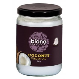 Biona Organic Virgin Coconut Oil 200g