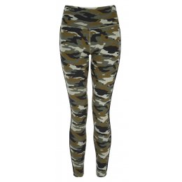 Asquith Bamboo & Organic Cotton Flow With It Leggings - Camouflage