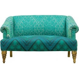Teal Appeal Sofa