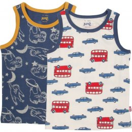 Kite Beep Beep Vests - Pack of 2