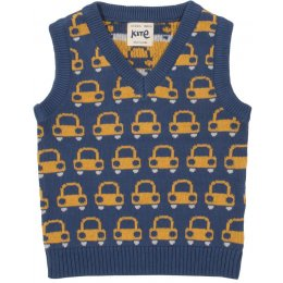 Kite Bubble Car Tank Top