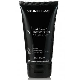 Organic Homme Cool Down Moisturiser 125ml