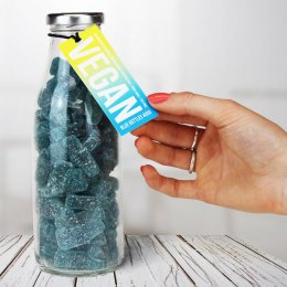 The Treat Kitchen Vegan Blue Raspberry Bottles - 320g