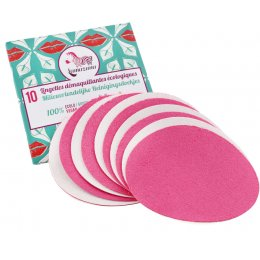Lamazuna Make Up Removal Pads Refill - Pack of 10