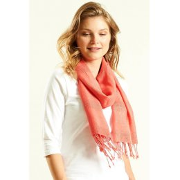 Nomads Guava Plain Viscose Scarf