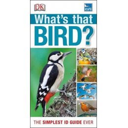 RSPB Whats That Bird? Paperback Book
