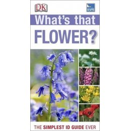 RSPB Whats That Flower? Paperback Book