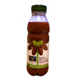 Fruit Hit Apple & Blackcurrant Smoothie 330ml test