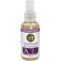 Earth Friendly Unifresh Air Freshener - Lavender - 130ml
