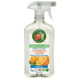 Earth Friendly Orange Mate Multi Surface Cleaner - 500ml