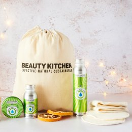 Beauty Kitchen Plastic Free Accessories Collection Gift Set