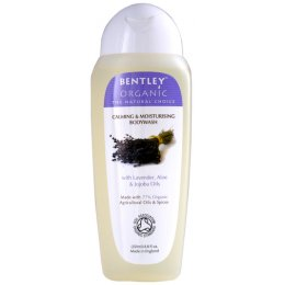 Bentley Organic Calming & Moisturising Body Wash 250Ml
