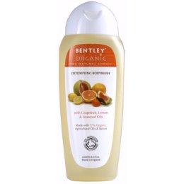 Bentley Organic Detoxifying Body Wash 250Ml test