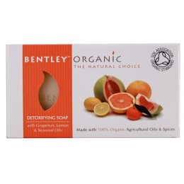 Bentley Organic Detoxifying Soap 150G