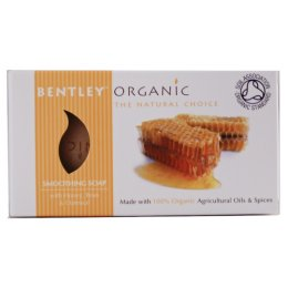 Bentley Organic Smoothing Soap 150G