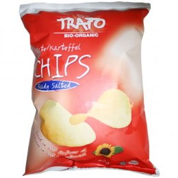 Trafo Salted Flavour Crisps 40g