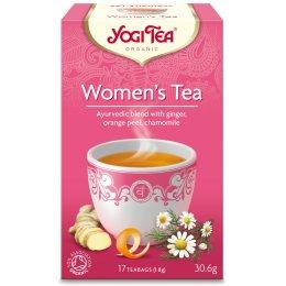 Yogi Women's Tea x 15 bags test