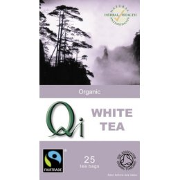 QI White Tea x 25 bags