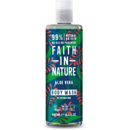 Faith In Nature Aloe Vera Body Wash - 400ml
