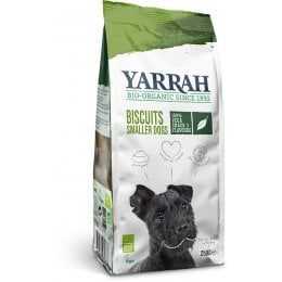 Yarrah Organic Vegetarian Dog Biscuits - 250g