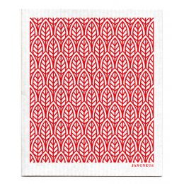Jangneus Design Cloths - Red - Pack of 4