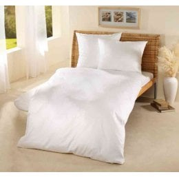 Fair Trade & Organic Sateen Fitted Sheets-Super King