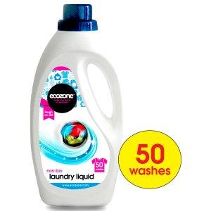 Ecozone Non Bio Concentrated laundry liquid - 50 washes