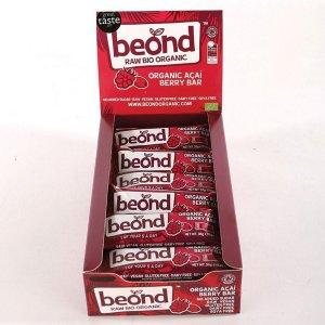 Beond Acai Berry & Raspberry Bar - 35g