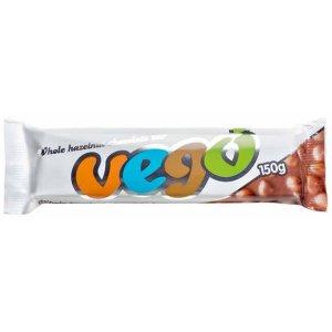 Vego Whole Hazelnut Chocolate Bar