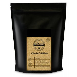 Cafédirect Limited Edition Fairtrade & Organic Coffee - 250g