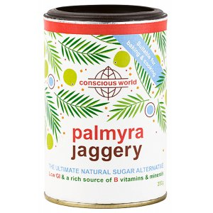 Conscious Food Palmyra Jaggery Sweetener - 280g