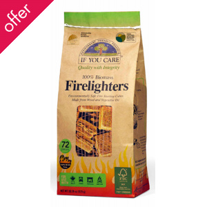 If You Care Firelighters