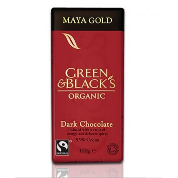 Green & Blacks Maya Gold 90g