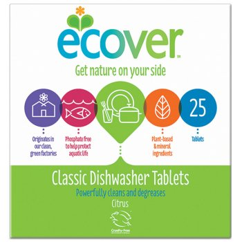 Ecover Dishwasher Tablets