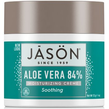 Jason Soothing Aloe Vera 84 percent  Cream - 120g