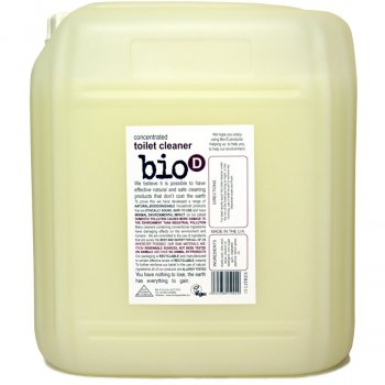 Bio D Concentrated Toilet Cleaner - 15L