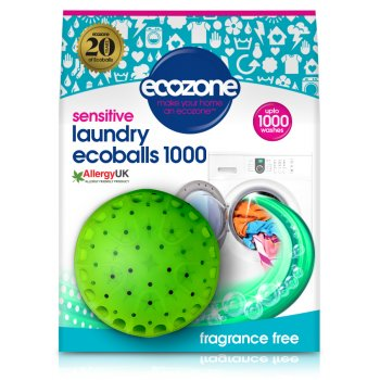 Ecozone Ecoballs ® 1000 Washes - the original Eco Balls