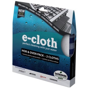 E-Cloth Hob & Oven Pack