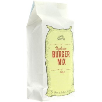 Suma Prepacks Vegetarian Burger Mix - 350g