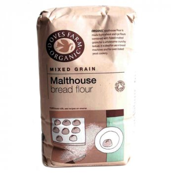 Doves Farm Malthouse Flour (wheat & rye) 1Kg