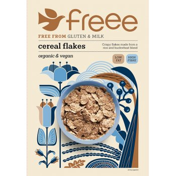 Doves Farm Cereal Flakes - 375g