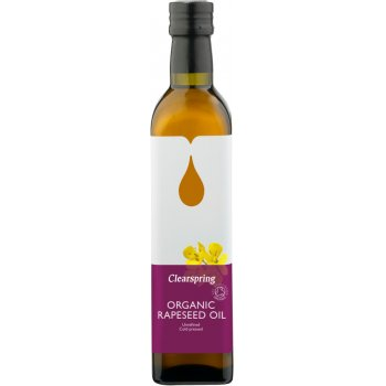 Clearspring Rapeseed Oil  500ml